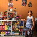 Rosa is a hardworking, dedicated mother from our Chiclayo site in Peru. When one of her children was sponsored, Rosa was able to start saving for the future, and eventually expanded the small store she runs from her home!During site visits, Rosa has shared with our staff that sponsorship has been a great blessing. Thanks to the support and her growing business, she's been able to provide even better care for her children and can send them to school.